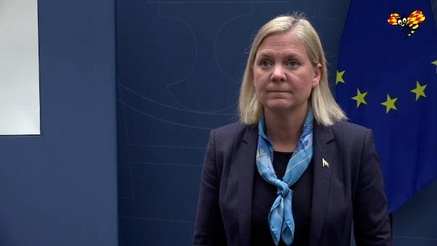 Magdalena Andersson (S) erbjuds toppjobb