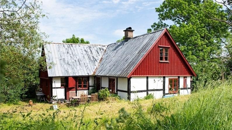 I Sälshög hade där huset ligget låg Hasse och Tages filmstudio.