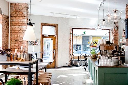 Pascal – ett prisbelönt kafé som nu expanderat till Södermalm.