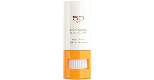 Sun clear stick uv protector SPF50, Shiseido