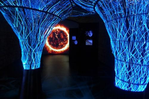 Världens enda helt digitaliserade museum, EPIC - The Irish Emigration Museum.
