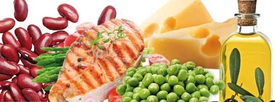 Försökspersonerna som ätit LCHF-light fick en stor minskning av graden inflammation i blodet medan de som ätit lågfettkosten hade oförändrade nivåer.