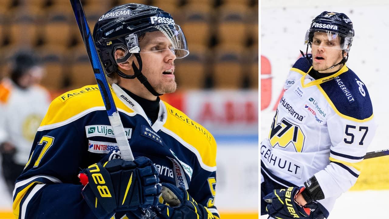 Efter uttåget med HV71 – Anton Wedin klar för KHL