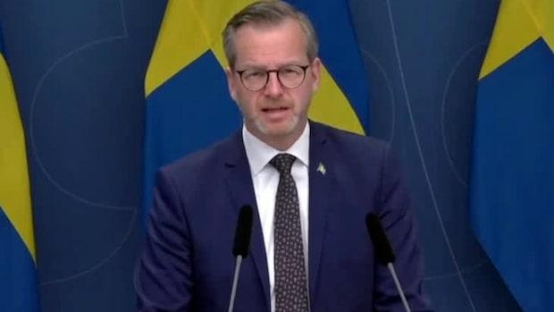"""Damberg: """"Utesluter inte fler fall i Sverige"""""""