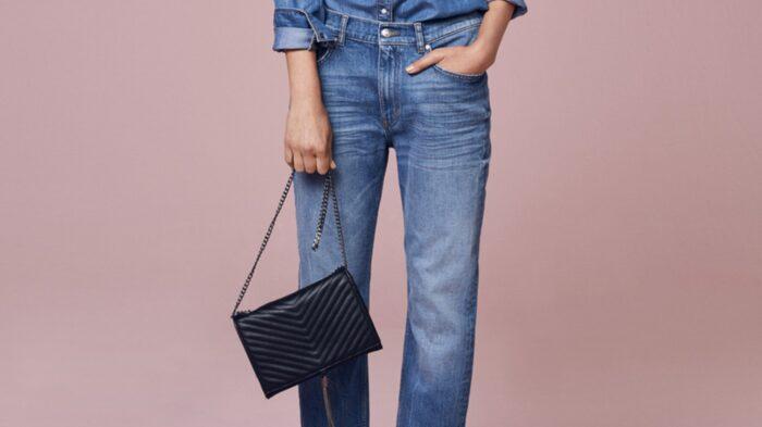 Robyn boyfriend, Gina tricot, 499 krBekväma jeans i boyfriend-modell med normal midja och fem fickor. Jeansen har lång gren och sitter löst över rumpan.
