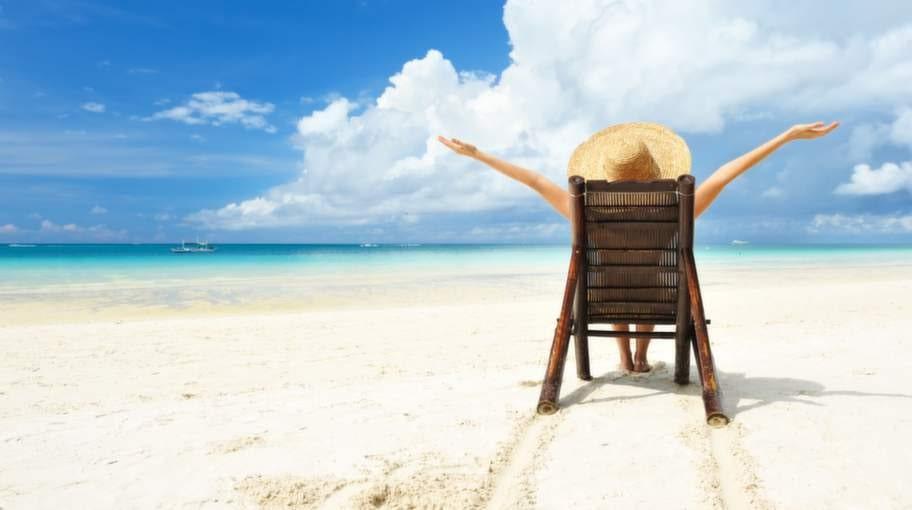 Var i världen du än befinner dig kan det vara svårt att koppla av på semestern.