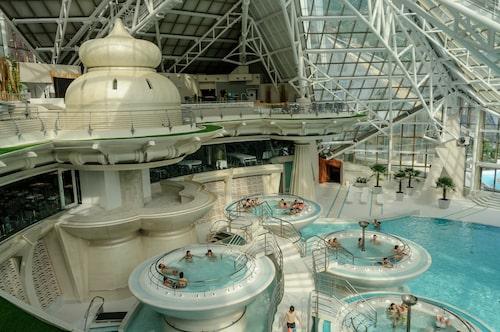 Europas största termalbad.
