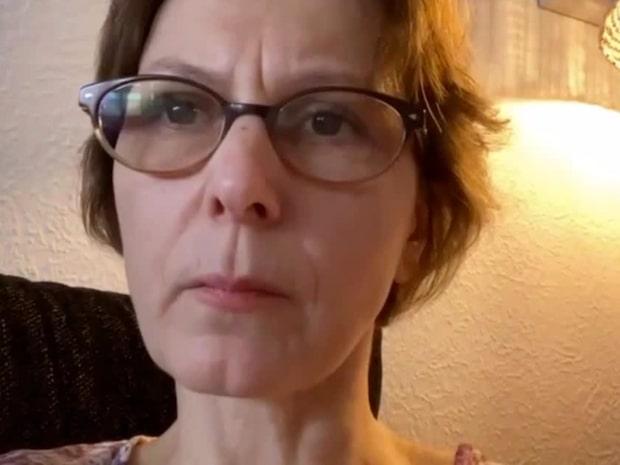 """Erika Borg: """"Vi lever i skräck för vad som hänt"""""""