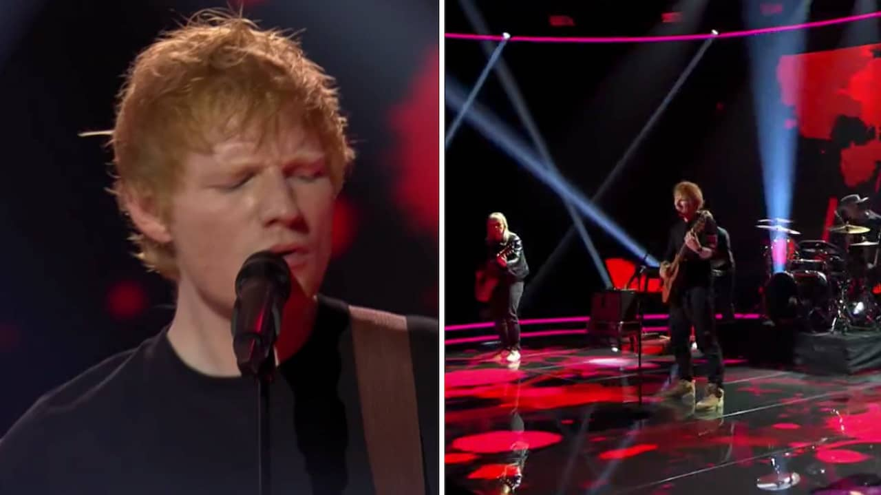 "Idol""-publiken snuvades – fick inte se Ed Sheeran"