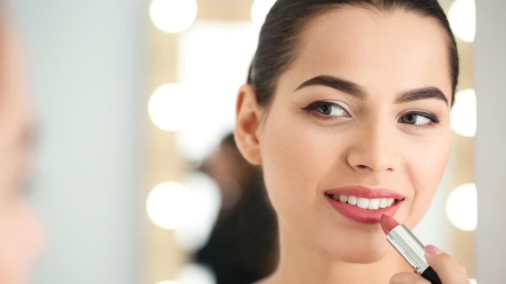 Vackra läppar är pricken över i:et.
