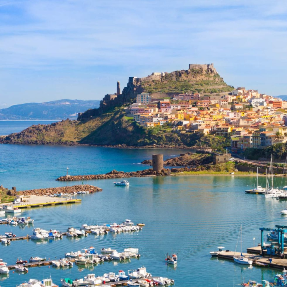 matej kastelic castelsardo is a touristic town and comune in sardinia, italy, located in the northwest of the island within the province of sassari, at the east end of the gulf of asinara.