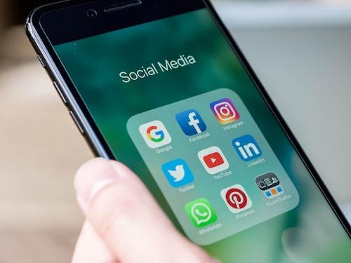 Det kan vara en bra idé att sätta alarm på hur mycket tid du får spendera på sociala medier, för att begränsa användandet.