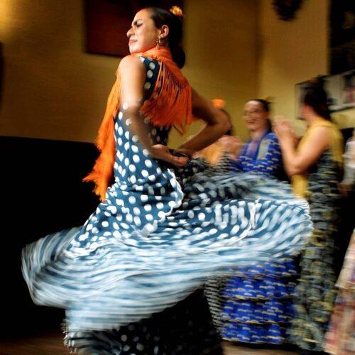 Flamenco är inte Spanien, det är Andalusien.