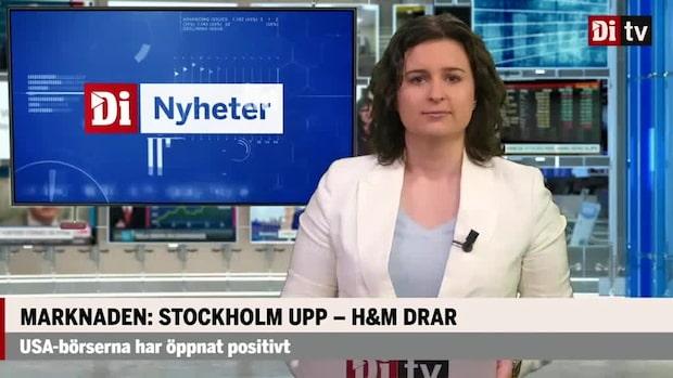 Di Nyheter 16.00: USA-börserna stiger inför Bidens väntade stödpaket