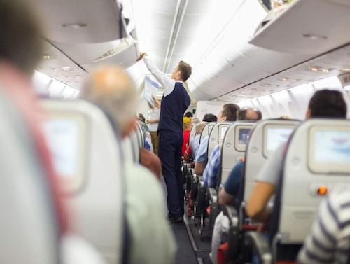 Det vore omänskligt om besättningen skulle tvingas vara vakna hela tiden under långflygningar.