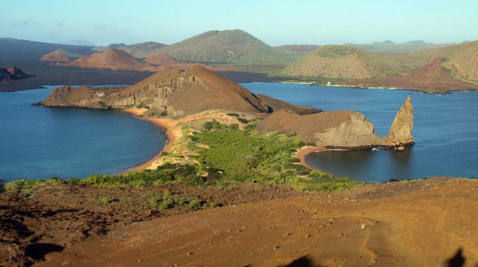 <p>Galapagos, en upplevelse för livet.<br></p>