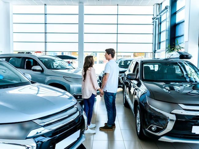 När det är dags för bilköp för svenskar är partnern det viktigaste bollplanket, enligt en undersökning från Blocket.