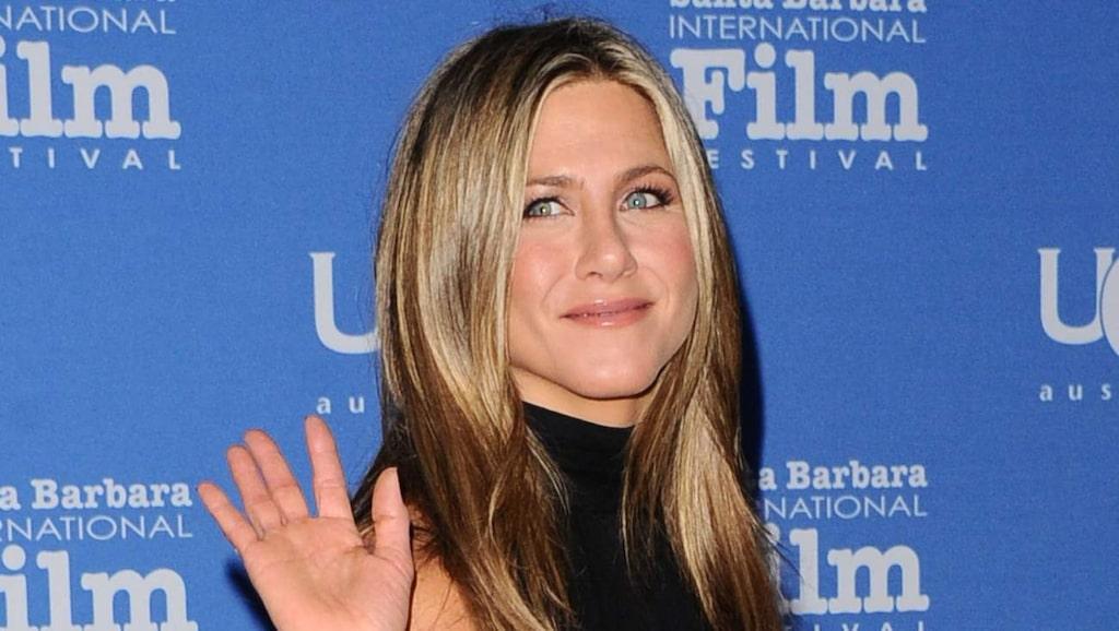 Drömhår à la Jennifer Aniston.
