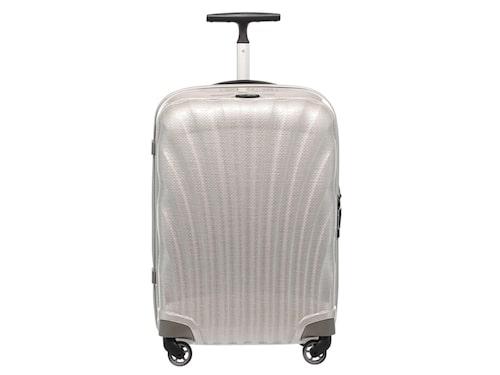 Cosmolite Samsonite är testets lättaste kabinväska.