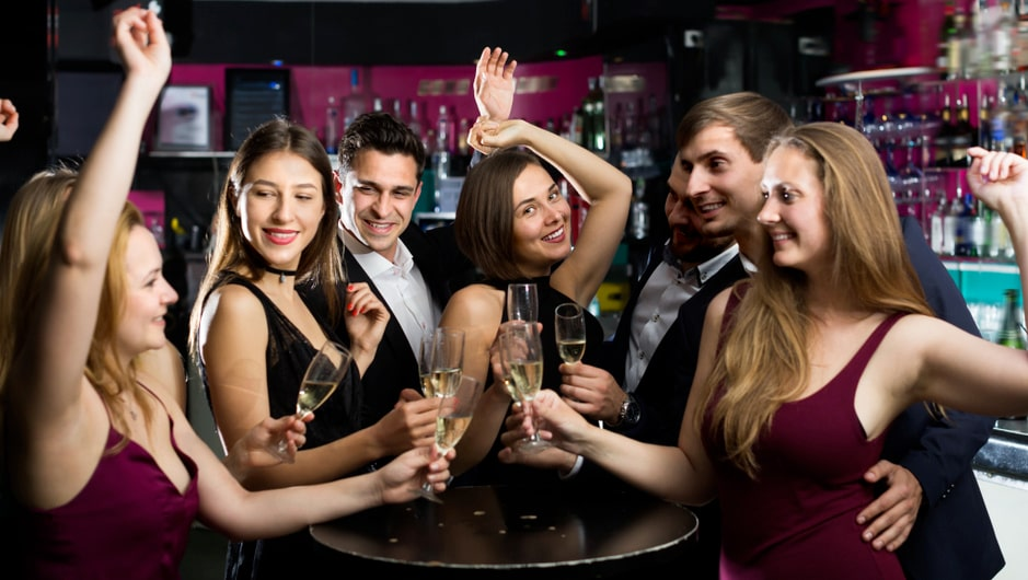 Alkohol är inte bra för hälsan - inte ens i måttliga mängder.