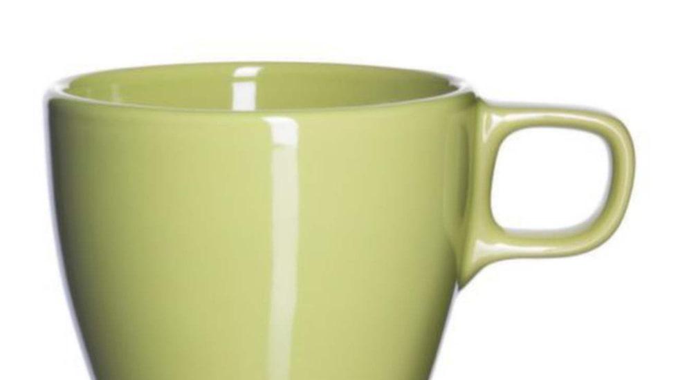 Du känner kanske igen koppen? Den klassiska Ikea-koppen som bara kostar fyra kronor. Den har en hemlighet på undersidan. Bläddra vidare så får du se.