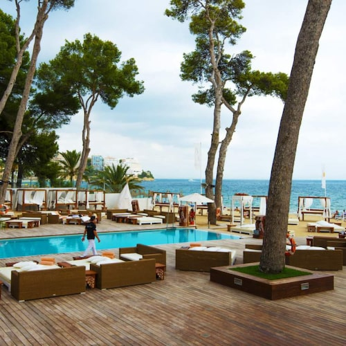 Nikki Beach är ett klassiskt beach-clubkoncept.