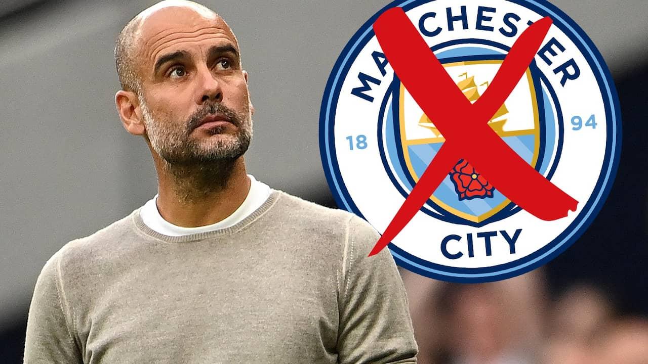 Guardiola: Då lämnar jag Manchester City