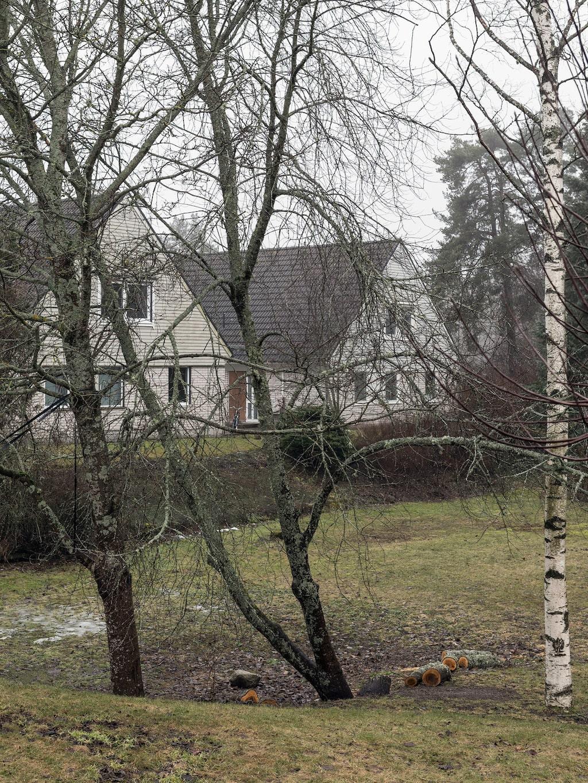 Området strax utanför Nyköping, där familjen Larsson- Andersson bor, är byggt i slutet av 1970-talet.