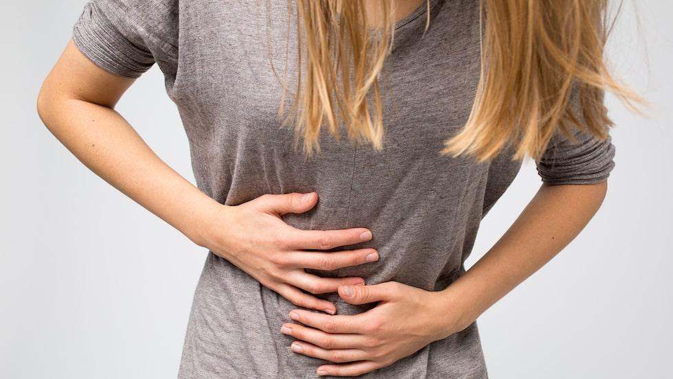 Ett vanligt problem är en kass mage. Dietisten Sofia Antonsson möter många stressade med bekymmer i magen.