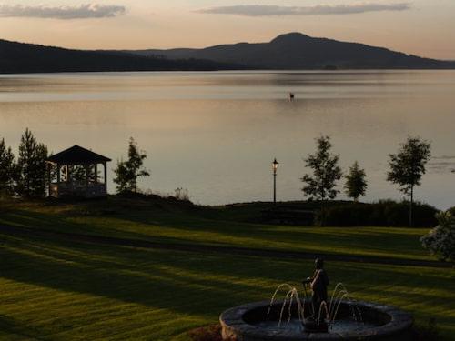 Utsikt över sjön Fryken.