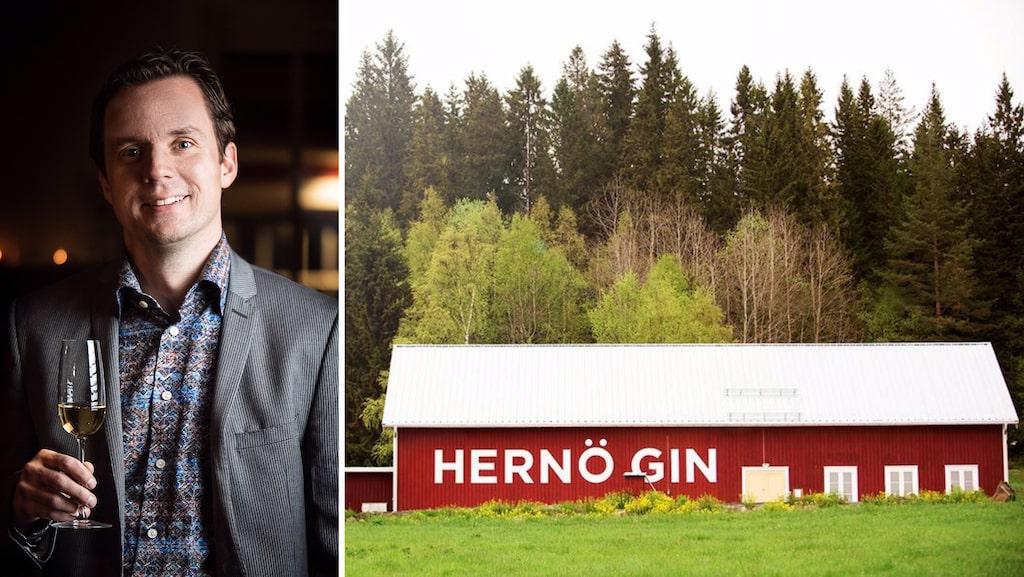 Jon Hillgren är grundare för Härnö Gin vars gin vunnit flera internationella priser. Företaget tilldelas i år Allt om Vins hederspris.