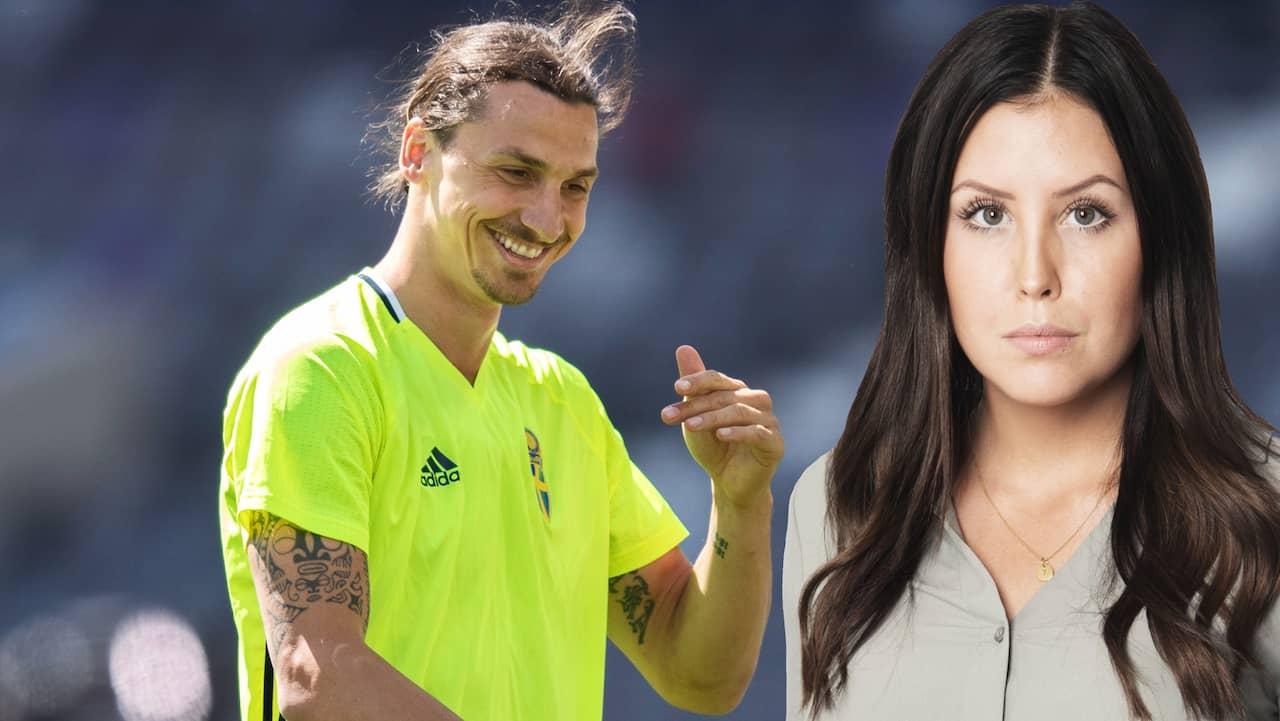 Sverige kan bara vinna på att ha Zlatan i laget