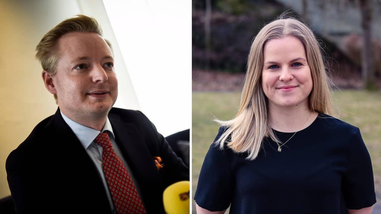 Hon ser ut att ersätta Tegnhammar i Malmö