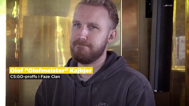 """Olofmeister: """"Var mycket hat och även mordhot"""""""