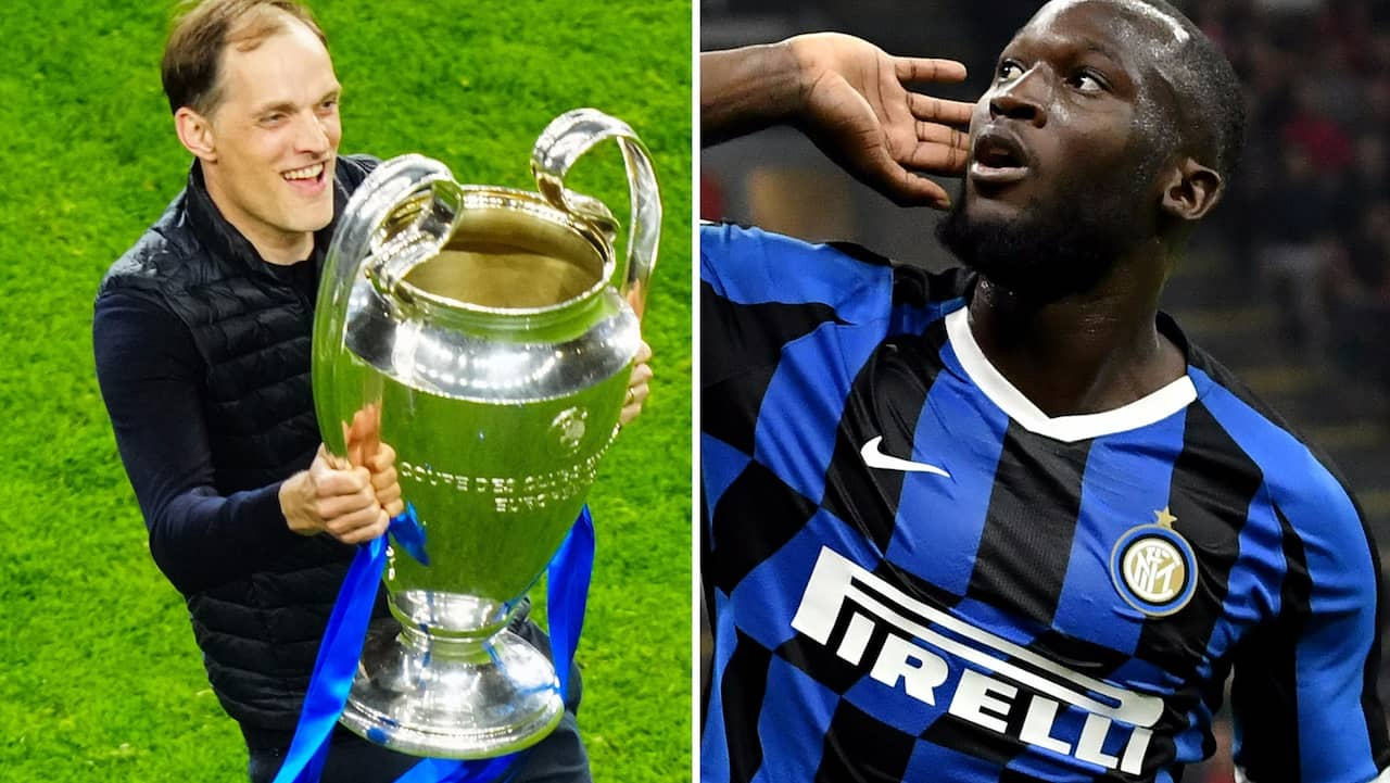 Inter nobbar Chelseas miljardbud på Lukaku
