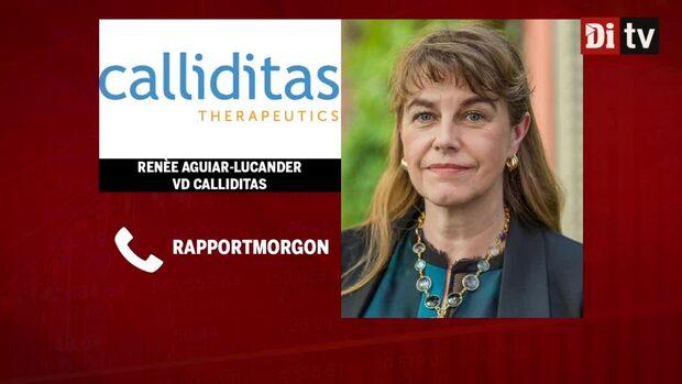 Calliditas vd: Väldigt nöjda med resultatet i studien