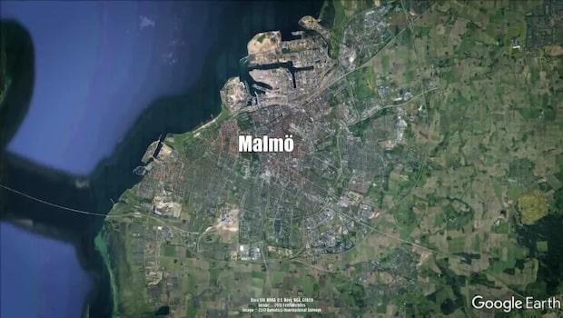Kvinna hittad död i Malmö – man gripen för mord