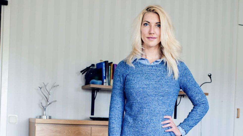 Martina Johansson är intresserad av hormoner och hur de påverkar vår hälsa...