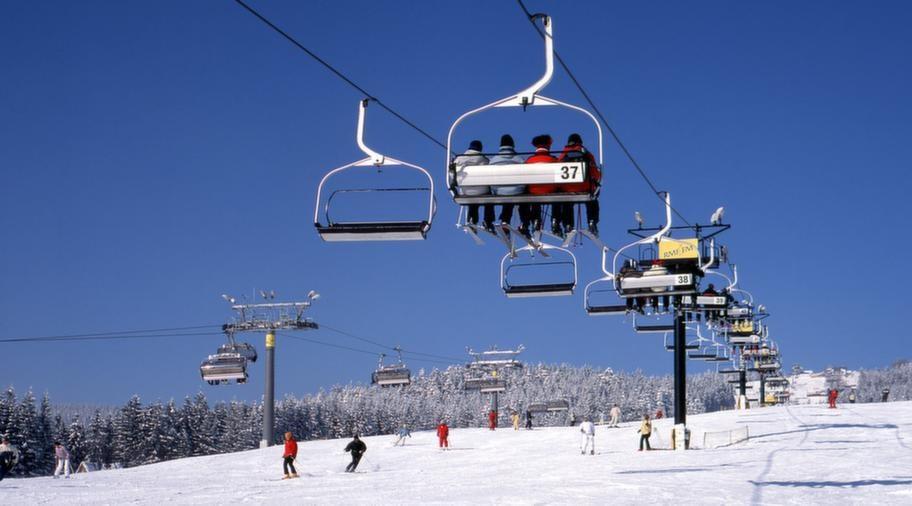 Zakopane är en perfekt skidort för barnfamiljer med backar som passar alla.