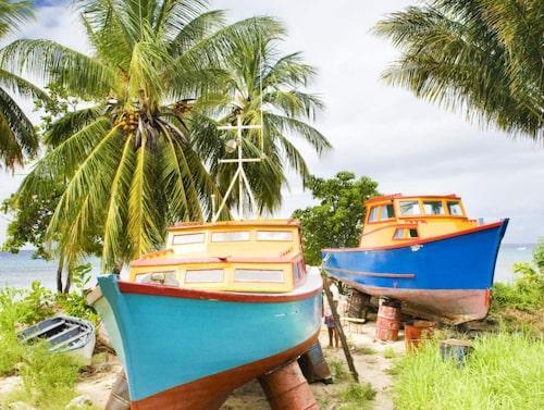 I vinter finns ingen charter till Barbados