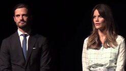 """Prinsessan Sofia: """"Tänk på de som blir utsatta"""""""