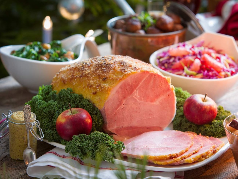 Köp färdiglagad mat så slipper du mycket av julstressen.