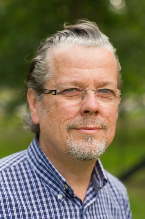 Johan Fastbom, läkare och läkemedelsexpert.
