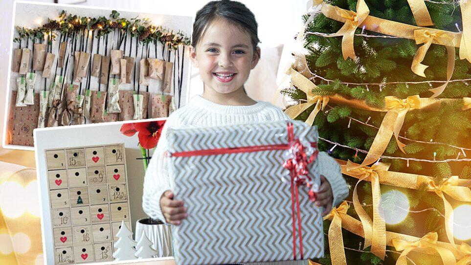 Har du tankar på att göra en egen paketkalender i år? Det är alltid uppskattat bland både barn och vuxna.