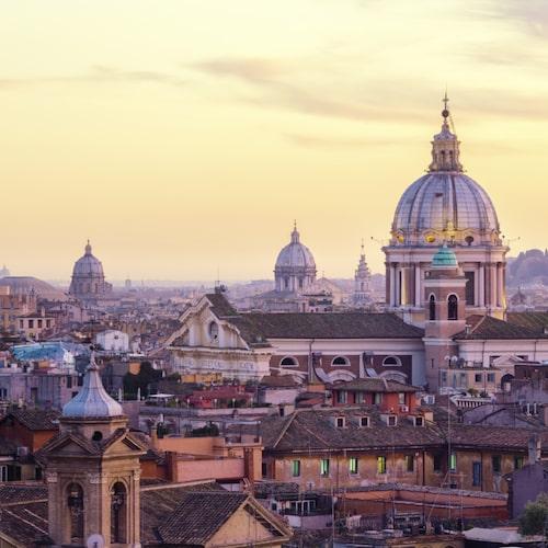 Rom, den eviga staden.