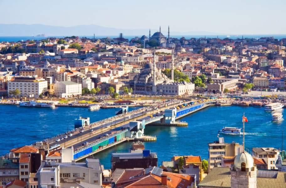 Massor av bra shopping, läcker mat och kultur i staden som är en av världens bästa resmål, enligt Ticket. Istanbul är på uppgång.