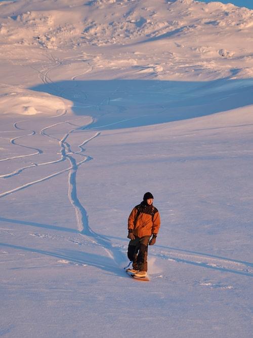 Klimpfjälls Alpina Klubb, KAK, har fått fram många framgångsrika snowboardåkare.