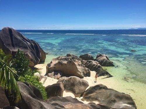 Stranden Anse Source d'Argent och dess granitformationer hör till Seychellernas mest kända.