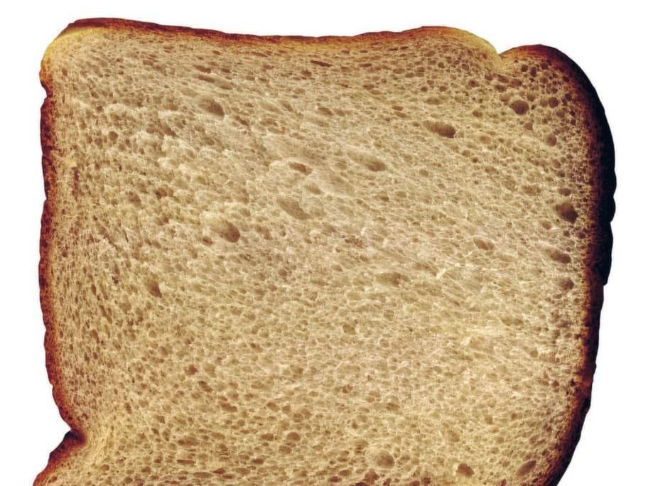 En skiva matbröd, 0,25 tsk.