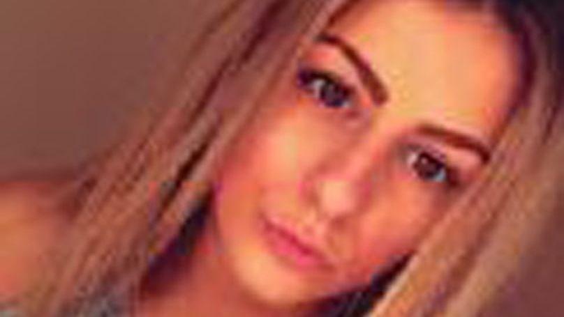 17-åriga Kiana Owen.